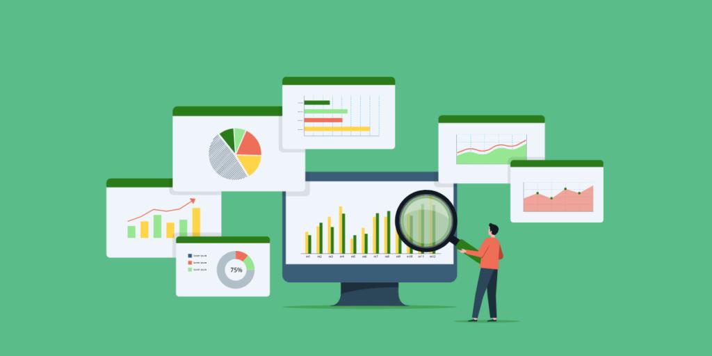 ビジネスに役立つデータの可視化法7つのポイント